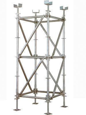 承插型盘扣式钢管支架系统