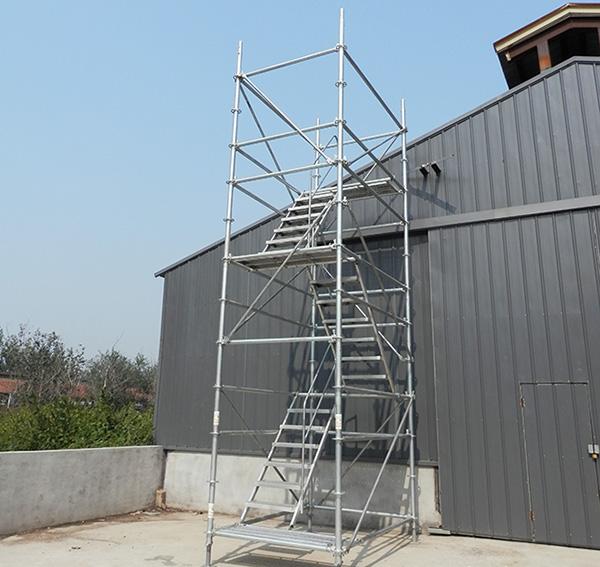 怎样使用安全爬梯可以延长使用寿命?