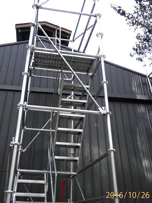 镀锌盘扣安全爬梯60盘扣-50 1.2*2.4(米)