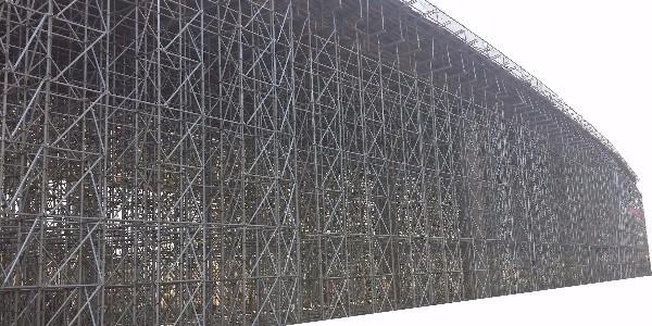 天津速安捷工程盘口脚手架用于基坑